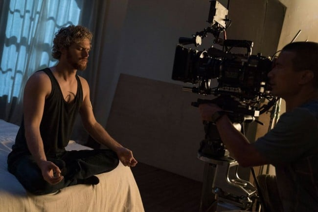 Iron-Fist-Behind-the-Scenes-Meditate