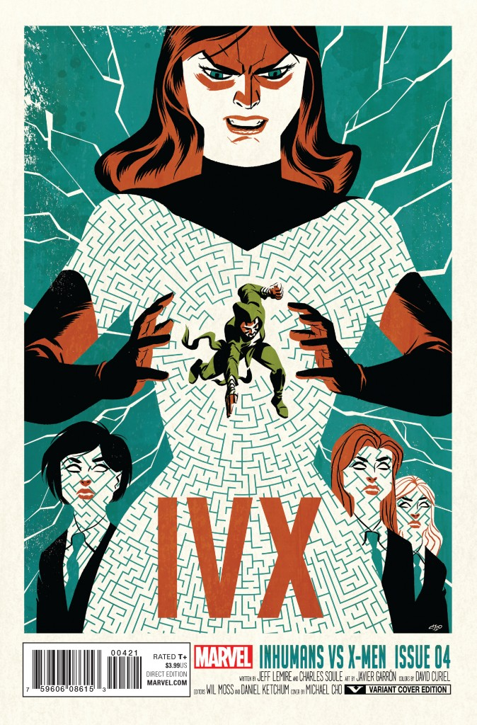 IvX 4 Cover