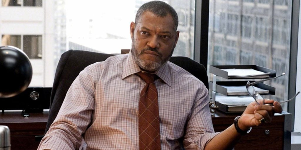 Laurence-Fishburne-as-Perry-White-in-Man-of-Steel