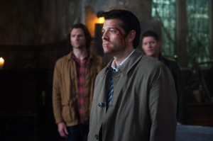 With Ishim now gone, Cas is the only remaining member of his Flight who was there when Lily's world was shattered.