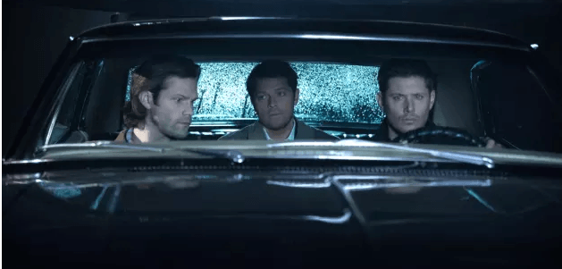 Supernatural Stuck in the Middle