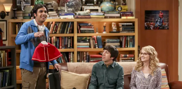 The Big Bang Theory The Allowance Evaporation