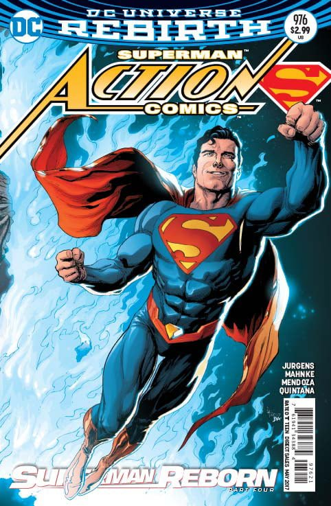 Action Comics 976 Cover