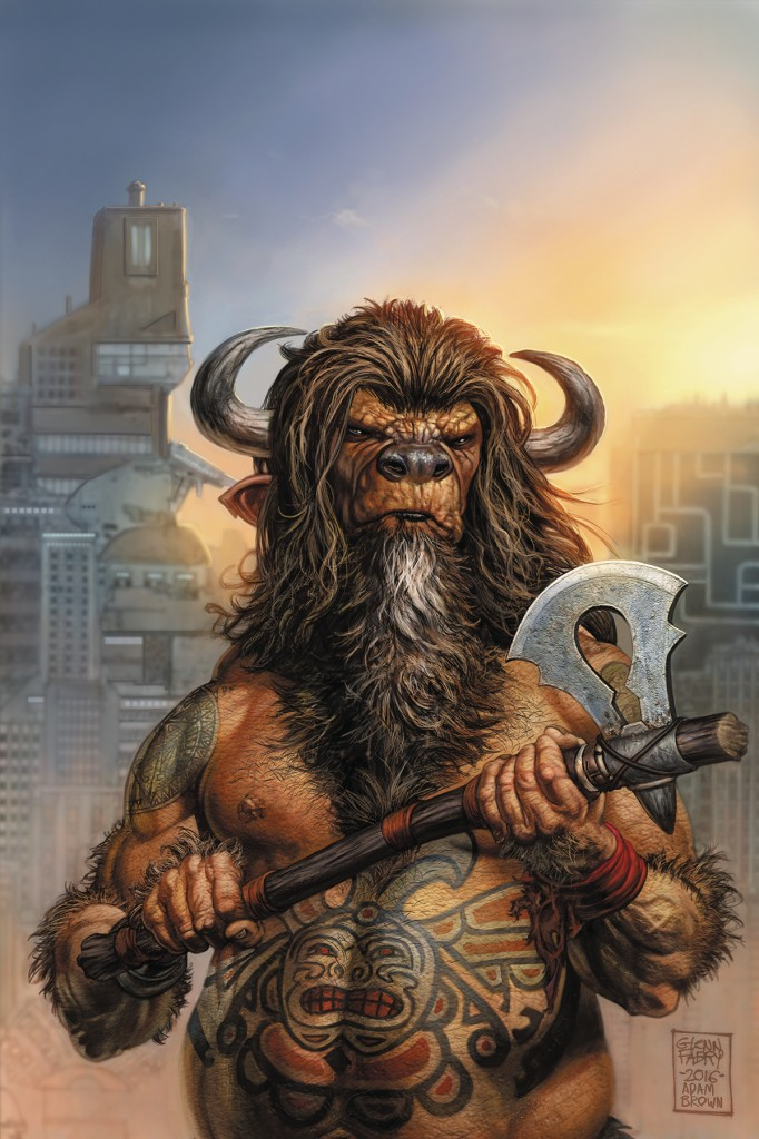American Gods Shadows 1 Cover