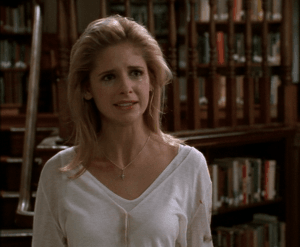 Buffy Helpless