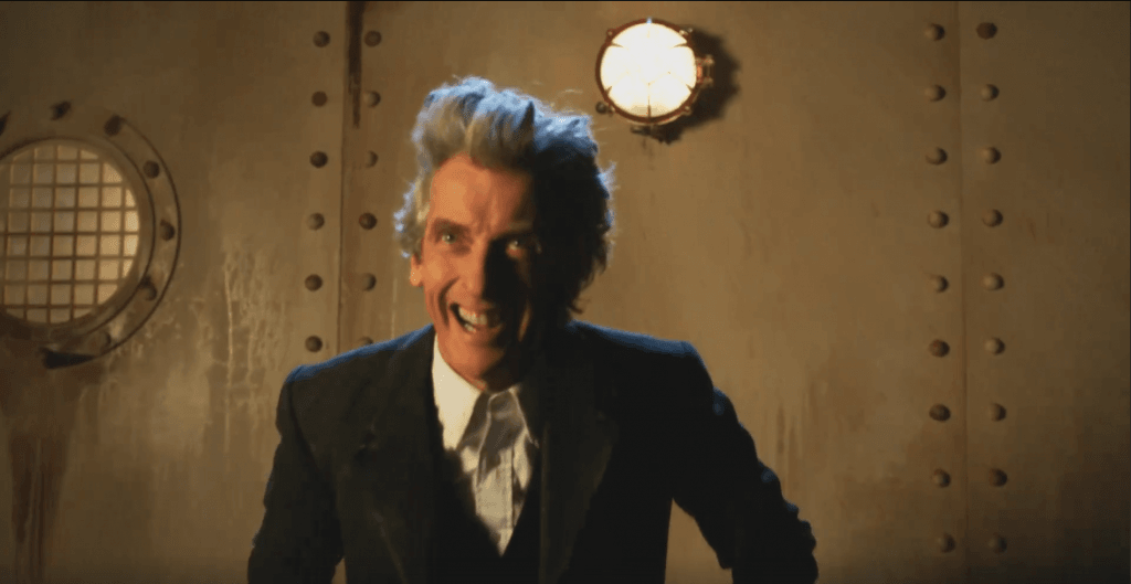 Peter Capaldi 12th Doctor Doctor Who