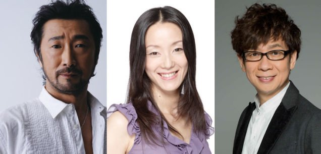 Ghost in the Shell voice actors