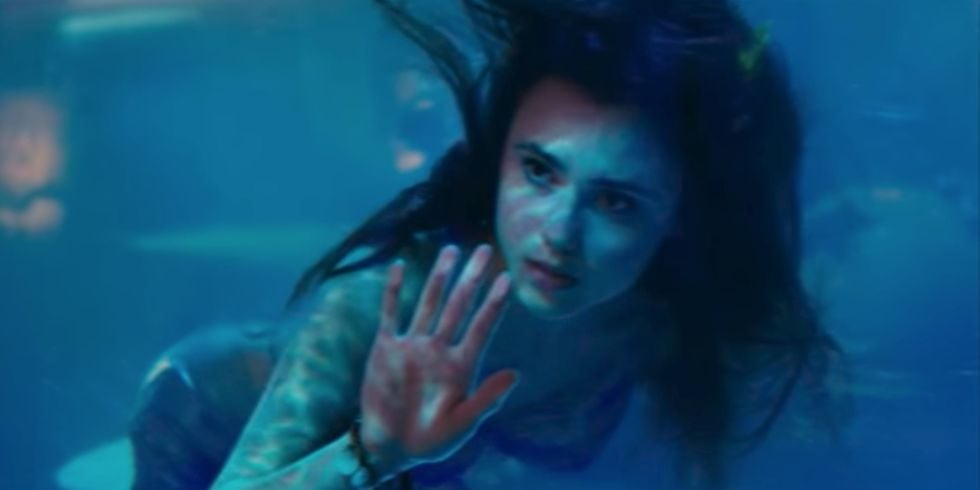 Little Mermaid Poppy Drayton banner