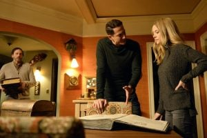 "Never thought we'd see Renard working with Team Grimm...but ""misery acquaints a man with strange bedfellows""."