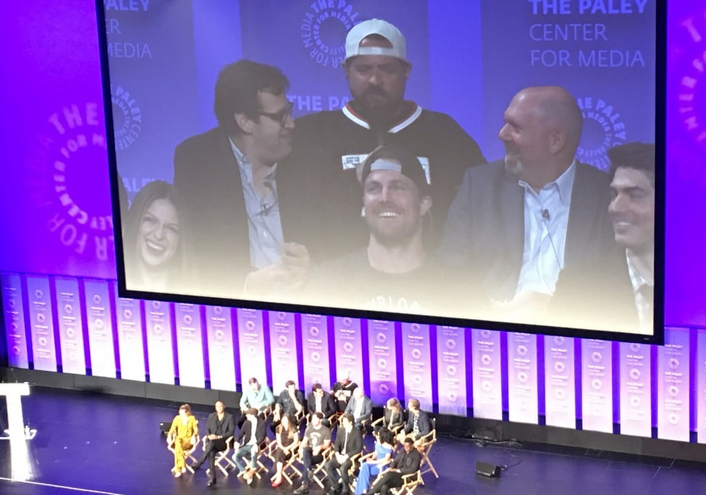 PaleyFest 2017 Smith Amell and Producers