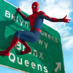 Spiderman Homecoming queens sign thumb