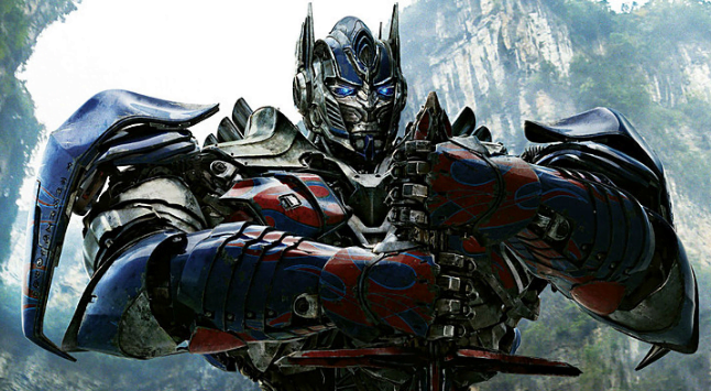 Transformers the last night
