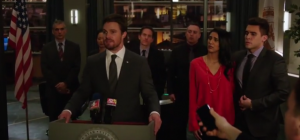 arrow ollies press conference
