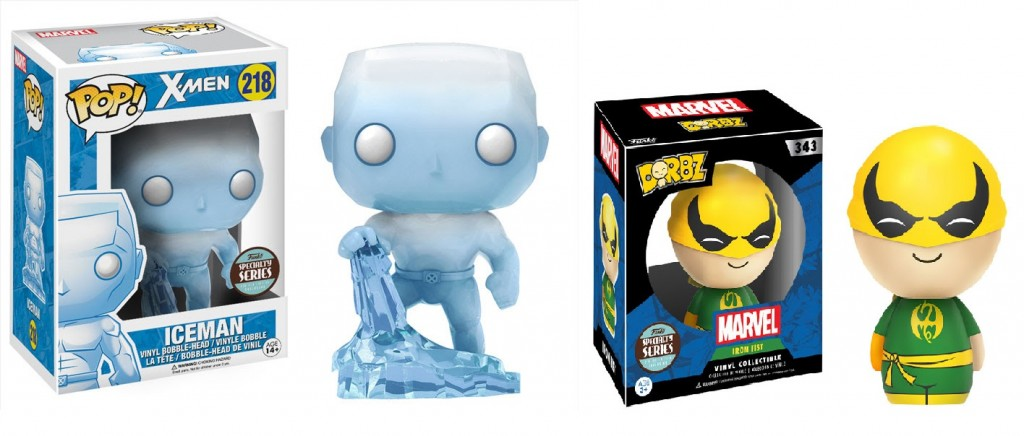 funko june specialty ironfist iceman