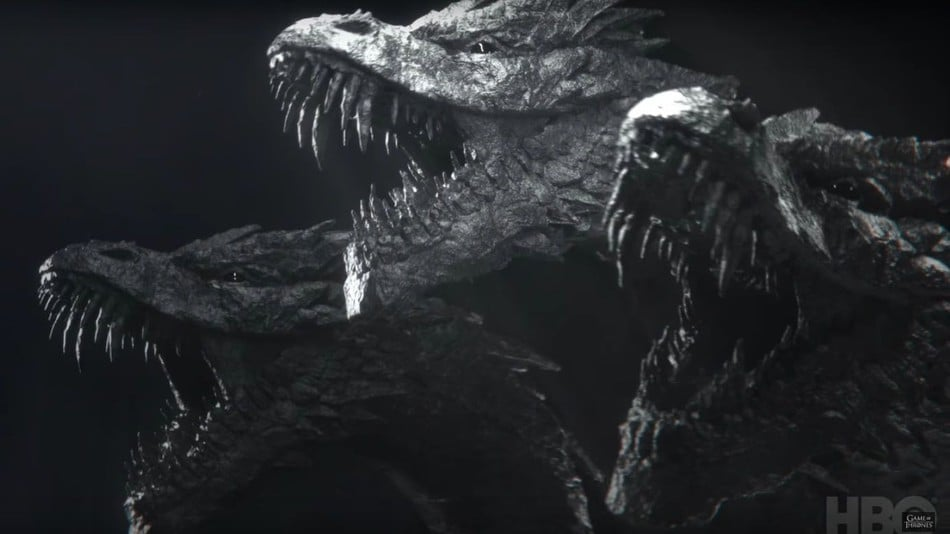 game of thrones s7 dragons