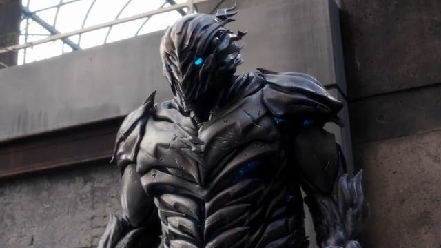 The sooner we get Savitar out of this ridiculous armor, the better, both for Team Flash and my visual sensibilities.