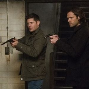 The Winchesters get the sordid Bishop family history from the sheriff.