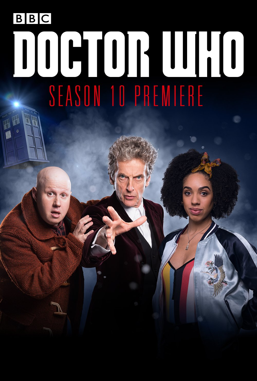 Doctor Who Fathom Events Poster