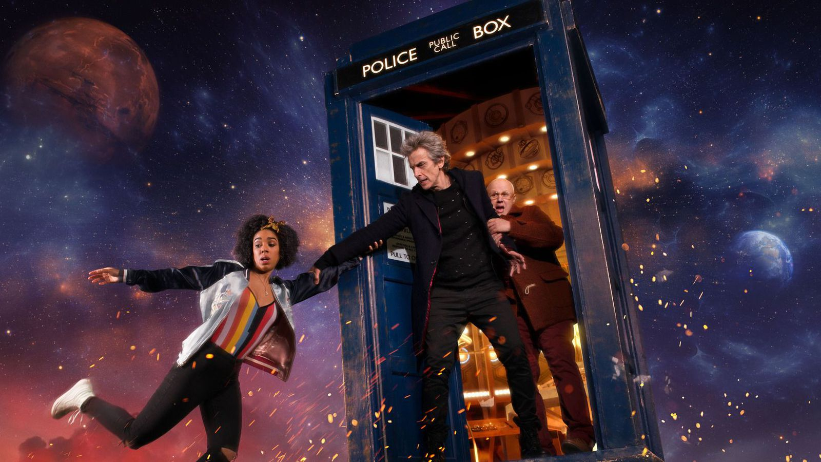 Doctor Who Series 10 promo