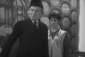 Unearthly_Child_pilot Doctor Who William Harnell