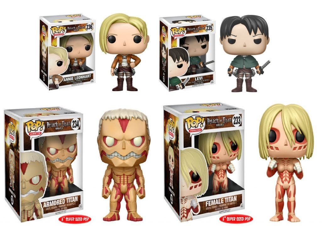 funko attack on titan