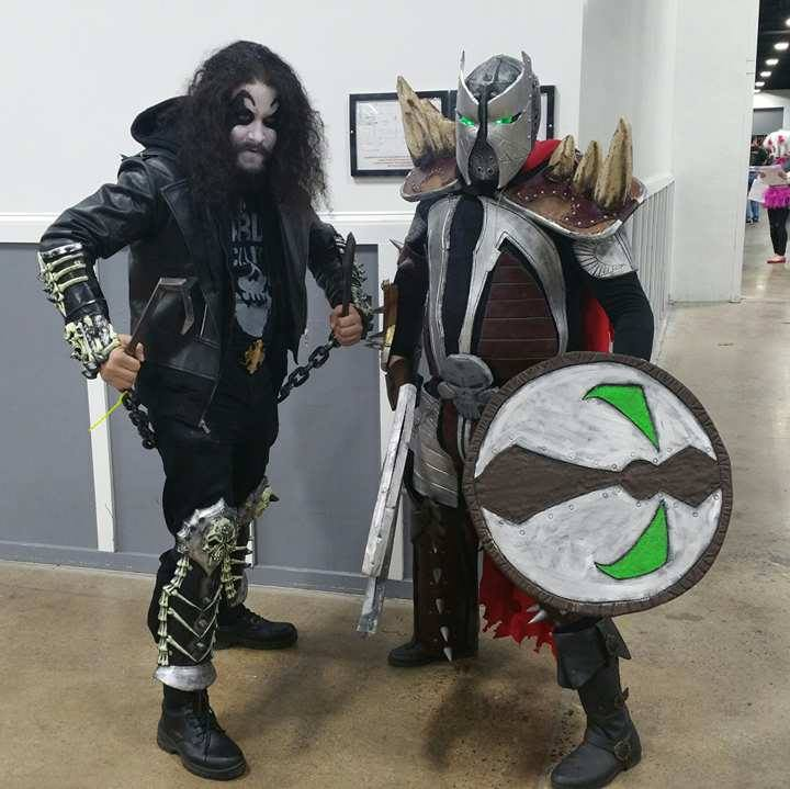 lobo and medievil spawn