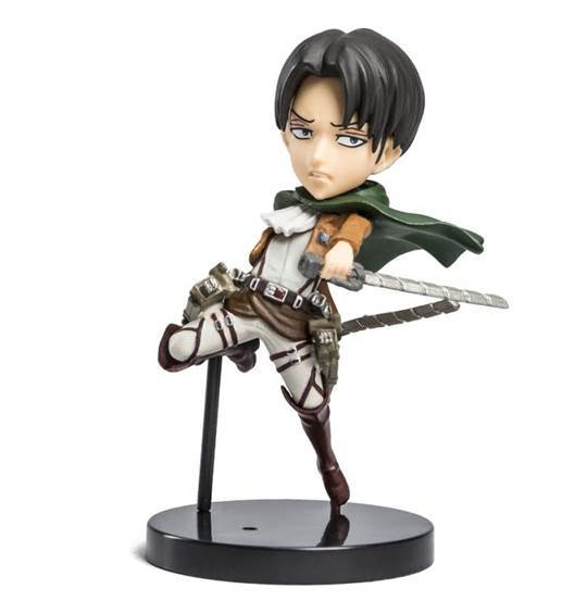 loot crate attack on titan