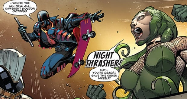night-thrasher