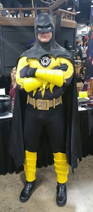 sinestro batman