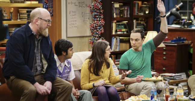 the big bang theory the separation agitation