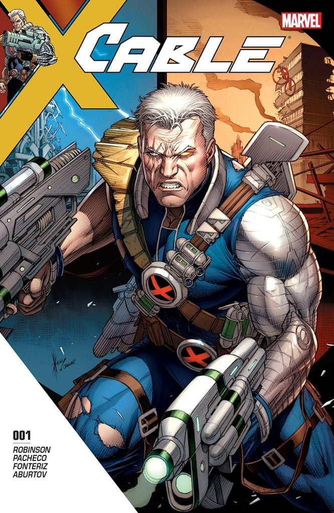 Cable 1 Cover