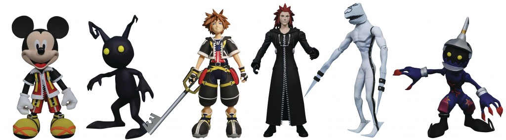 DST-Kingdom-Hearts-Select-Series-1