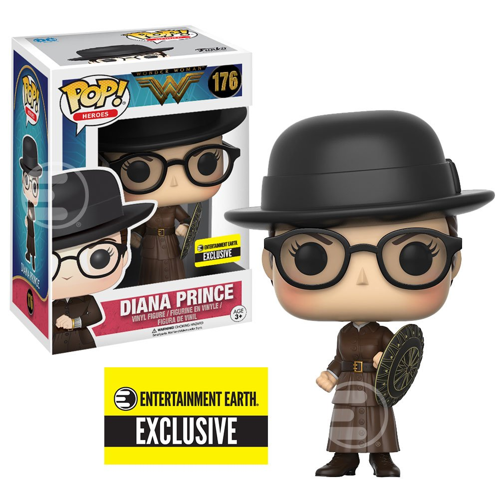 Diana Prince Funco POP