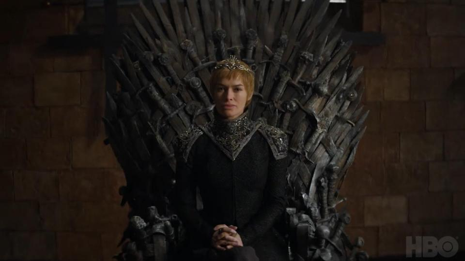 Game of Thrones S7 Cersei Lannister