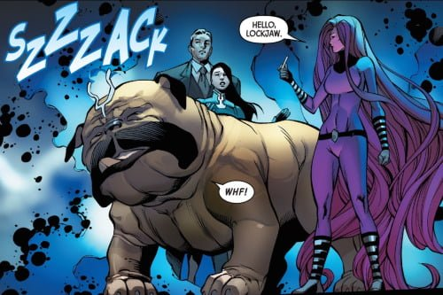 Lockjaw & Medusa