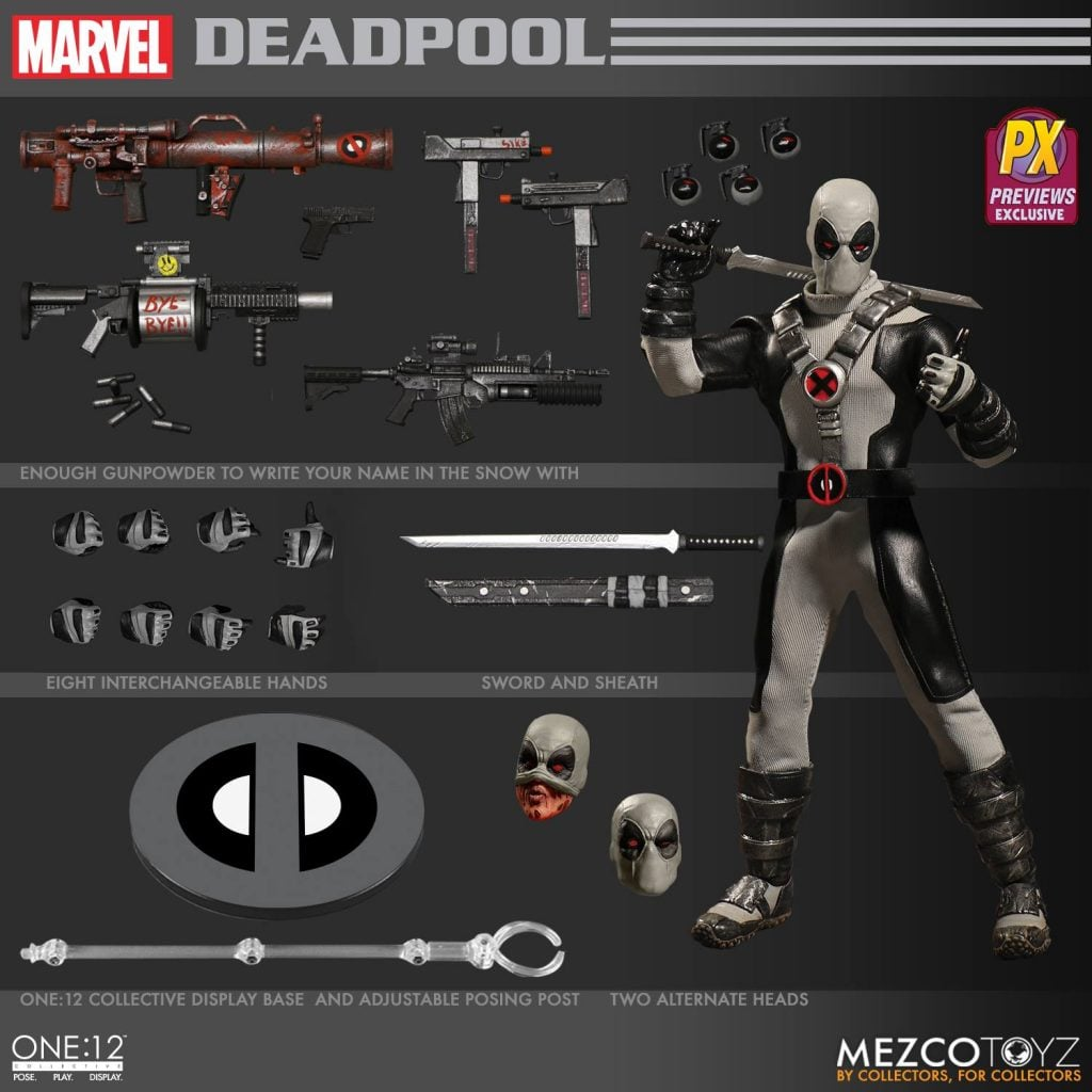 Mezco-PX-One12-Collective-Deadpool-001