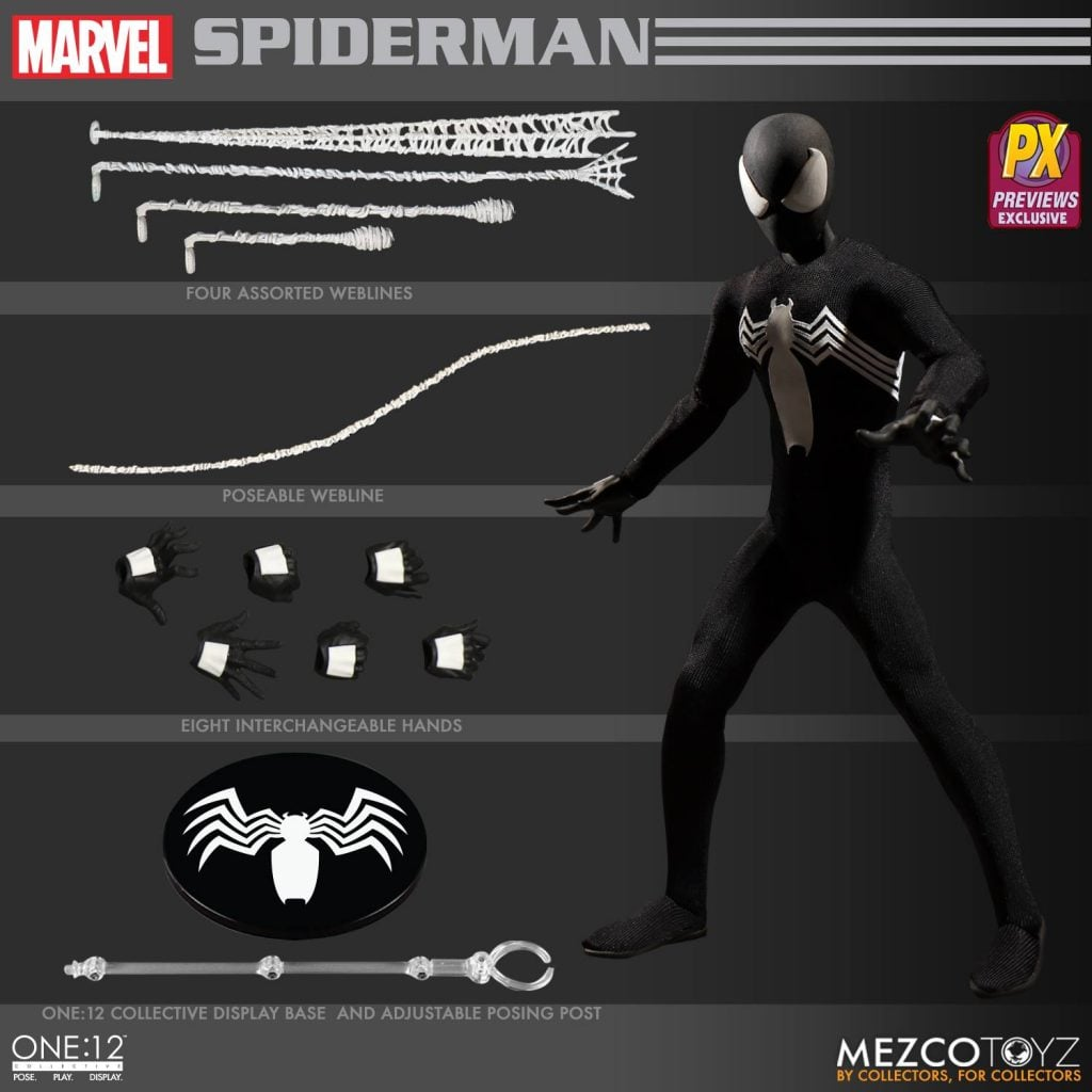Mezco-PX-One12-Collective-Spider-Man-001