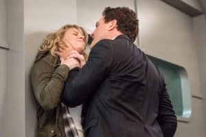 Mary and Ketch: those crazy love birds don't pull any punches.