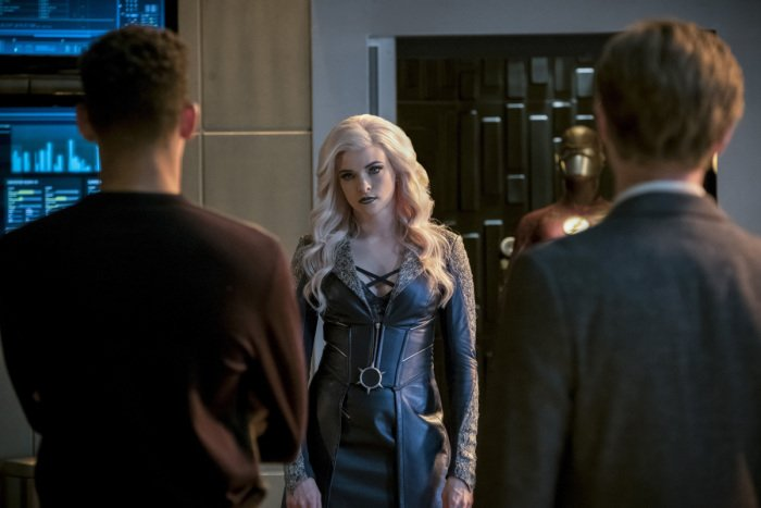 It was good to see Caitlin working together with the team again. Even if it was as Killer Frost.