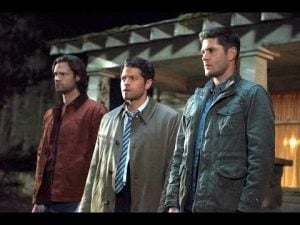 Sam, Dean, and Castiel face off against Lucifer.