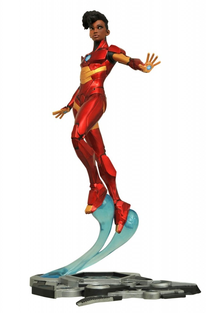 DST-Ironheart-Unmasked-Statue SDCC