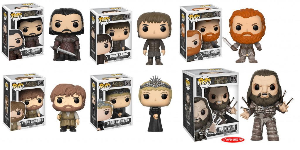 Funko game of thrones 6