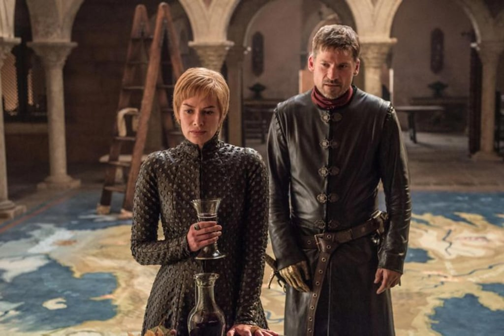 GOT 7 preview images cersei and jaime