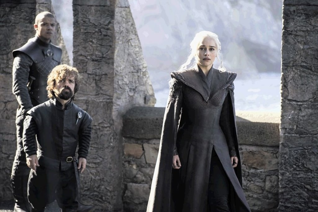 GOT 7 preview images dani tyrion and greyworm