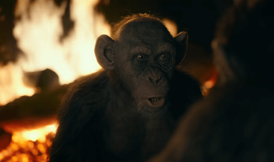 badape War for the Planet of the Apes