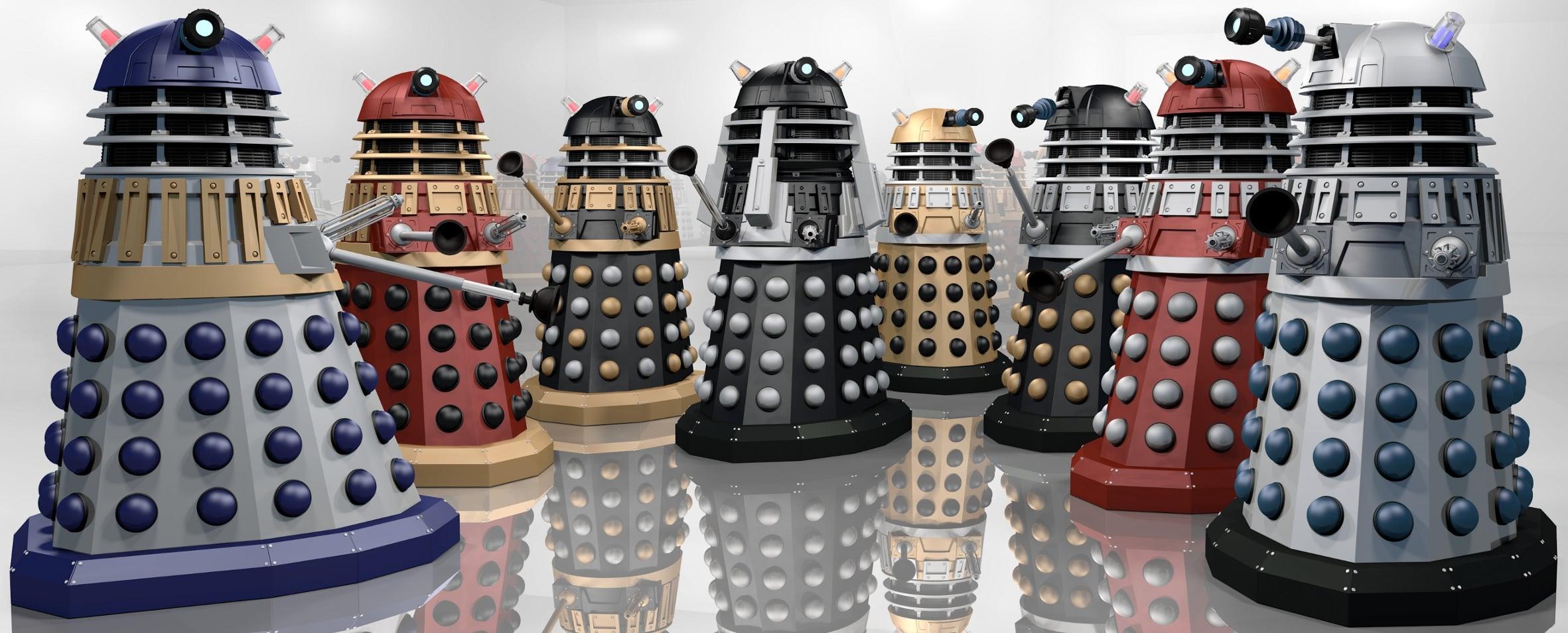 doctor who daleks