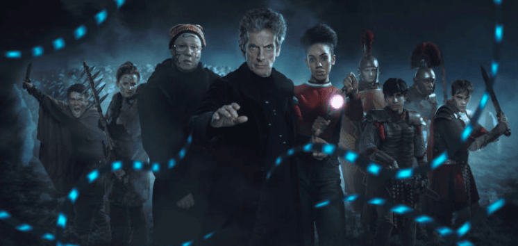 Doctor Who Eaters of Light