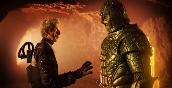 doctor who empress of mars