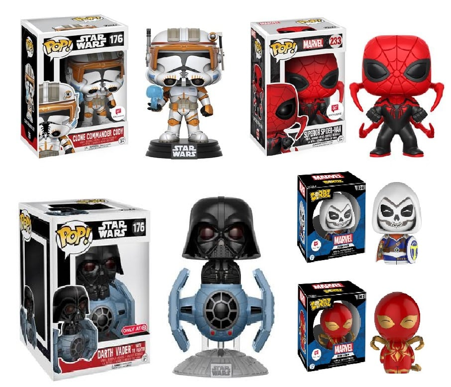 funko exclusives