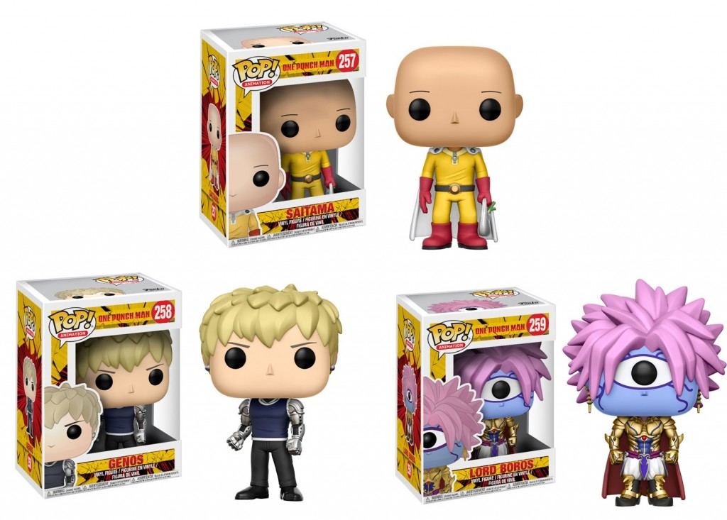 funko one punch